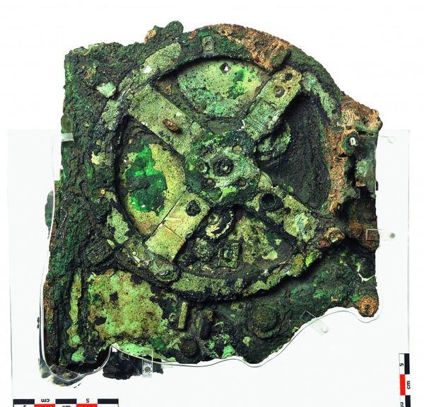 Археологи продолжают изучение древнего корабля перевозившего Антикерский механизм CVAVR AVR CodeVision cvavr.ru