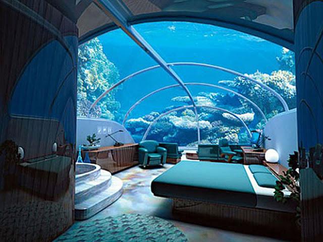 h2ome - подводный дом для жителей водного мира будущего CVAVR AVR CodeVision cvavr.ru
