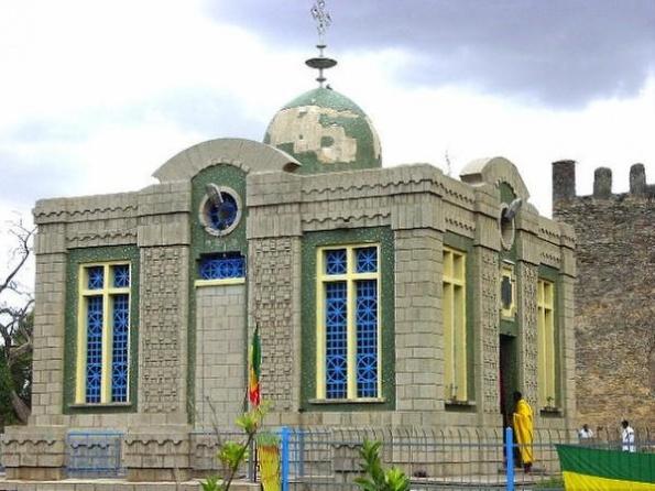 Архиепископ Эфиопской Церкви Абуна Матиас заявил, что из тайного святилища похищен Ковчег Завета CVAVR AVR CodeVision cvavr.ru