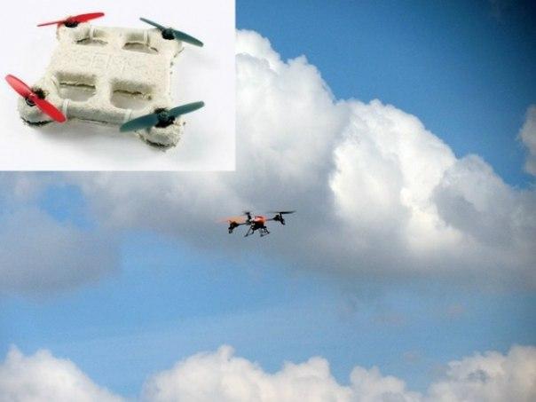 Американцы придумали беспилотник из грибов и бактерий CVAVR AVR CodeVision cvavr.ru