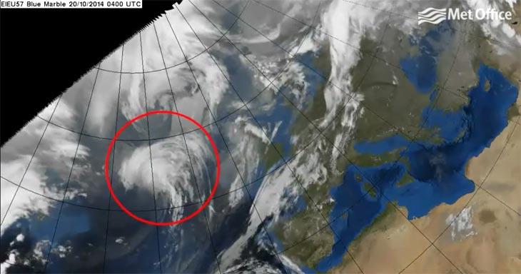 Один человек погиб в результате штормов в Британии CVAVR AVR CodeVision cvavr.ru