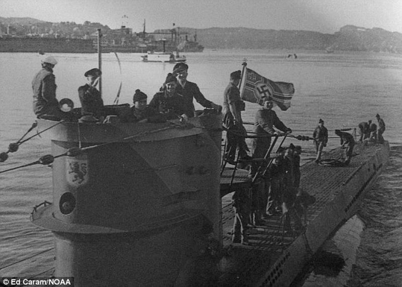 список подводных лодок германии