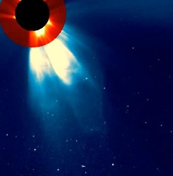 На Солнце произошли две мощные вспышки - предвестники магнитных бурь CVAVR AVR CodeVision cvavr.ru