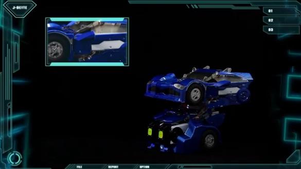 Японские энтузиасты создали работающую версию робота-трансформера CVAVR AVR CodeVision cvavr.ru
