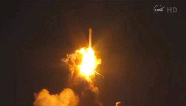 Американская ракета-носитель antares взорвалась при запуске CVAVR AVR CodeVision cvavr.ru