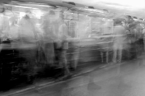 Сверхъестественное рядом: Москва. Метро. Поезд CVAVR AVR CodeVision cvavr.ru
