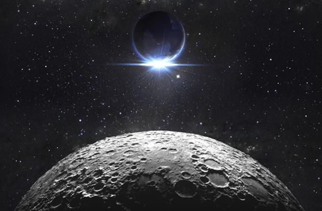 США планировали взорвать Луну во время «холодной войны» CVAVR AVR CodeVision cvavr.ru