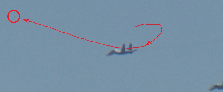 Картинки по запросу НЛО преследовал российские истребители СУ-34