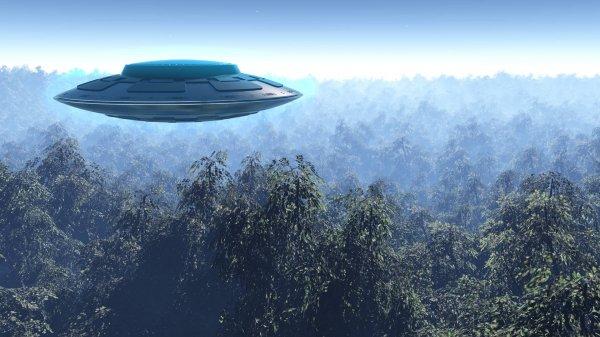 Озеро Калыгирь на Камчатке скрывает подводную базу НЛО? или НЛО 17