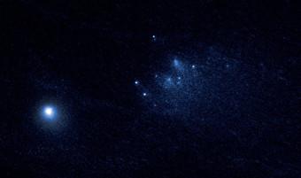 Выдвинута новая версия природы межзвездного объекта Оумуамуа