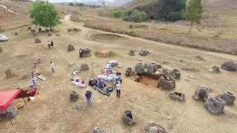 """В Лаосе нашли еще больше таинственных """"кувшинов мертвых"""" S11610301"""