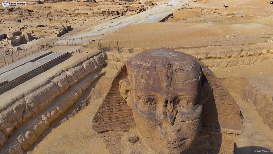 Заря в египте картинки и фото