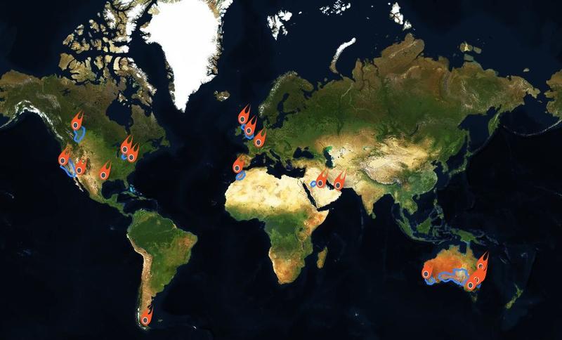 Над Австралией взорвался крупный метеорит (03.11) S24635765