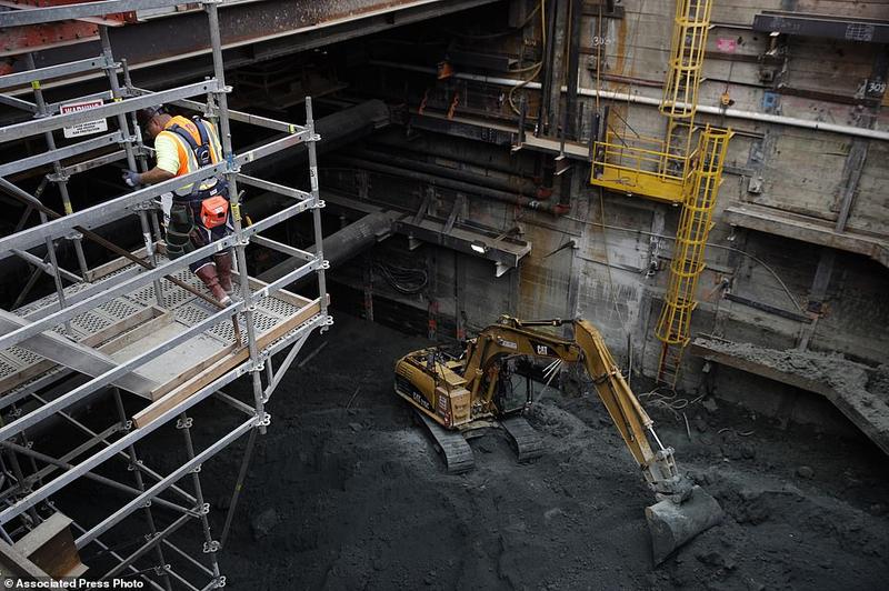 В Лос-Анджелесе при строительстве метрополитена нашли доисторические окаменелости