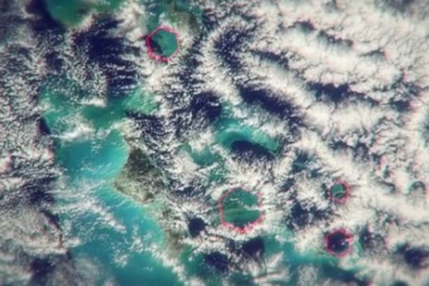 the cloud of mystery hovers over the bermuda triangle The bermuda triangle has long been a mystery to could help solve the mystery of the bermuda triangle  to monitor clouds over the bermuda triangle.