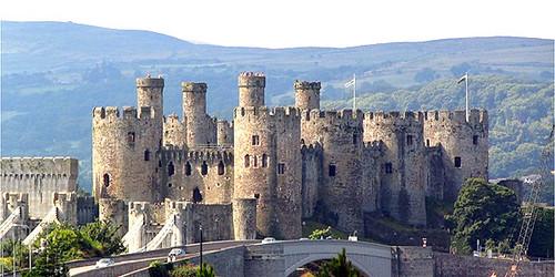 В древнем замке записали голос привидения