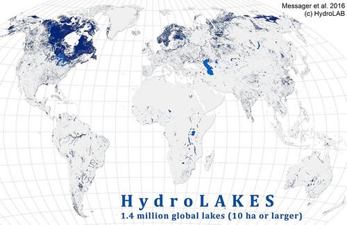 Сколько всего пресной воды содержится во всех озерах Земли?